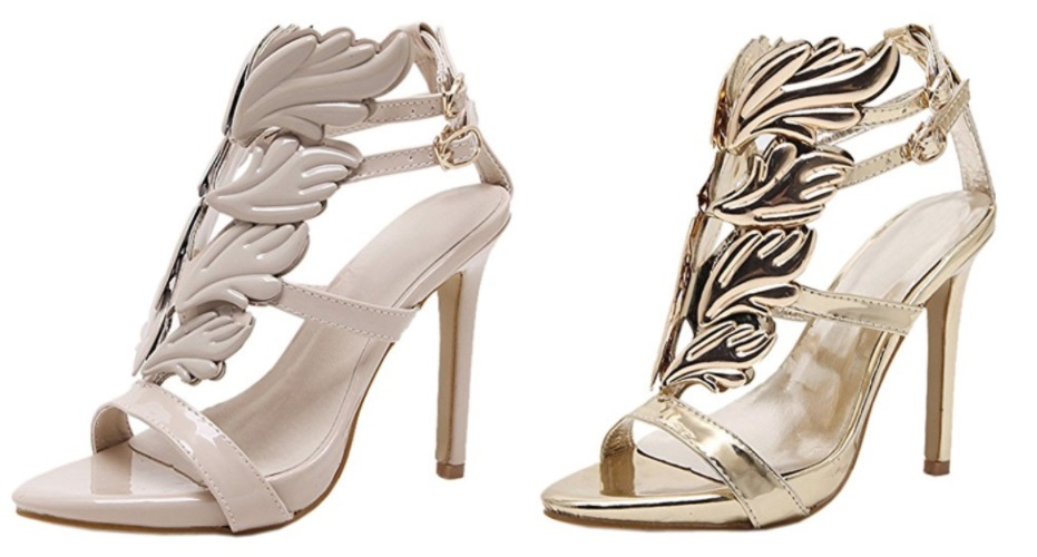 The Ultimate Guide To Giuseppe Zanotti Dupes - The 'Cruel' High Heels Edition | Angel Wing High Heels