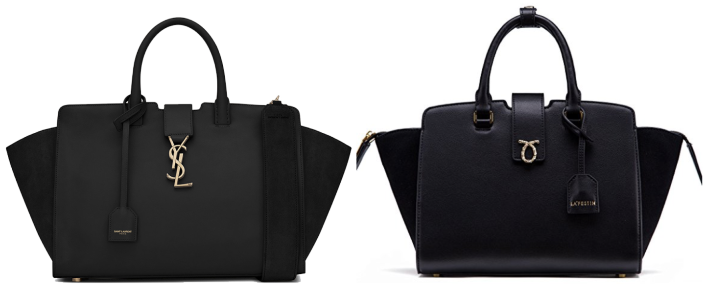 YSL Downtown Cabas Dupe | YSL bag dupes