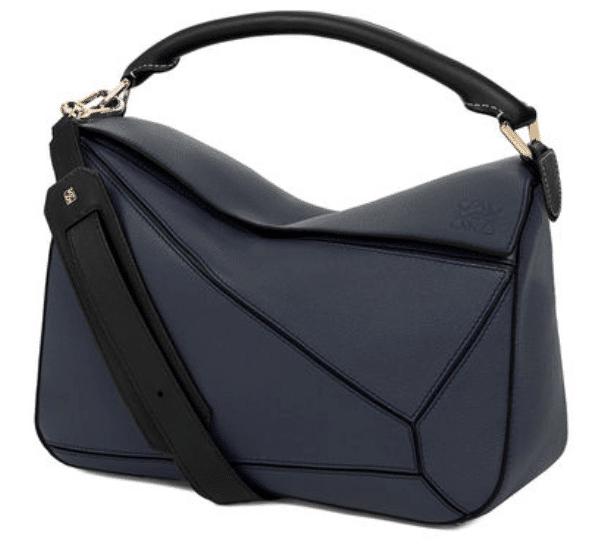 black loewe puzzle bag