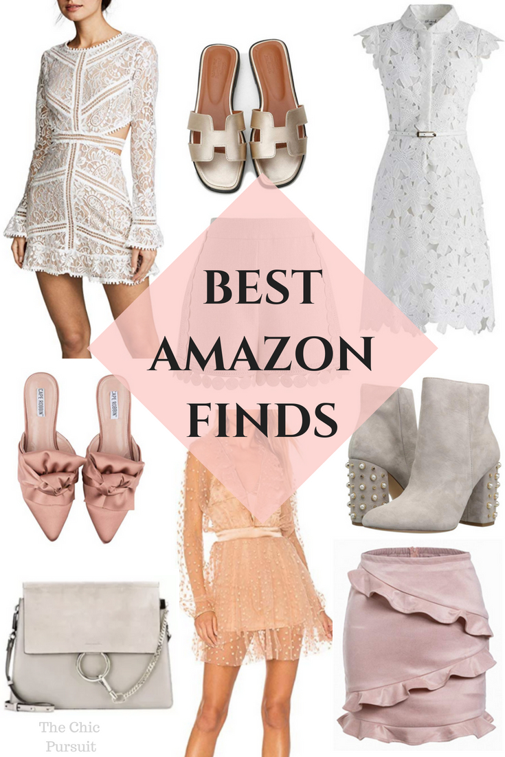 50 Best Amazon Clothing Finds & Outfits For Women - This is where to shop for cheap items that look expensive! We've compiled a list of the best boots, shoes, bags, dresses, coats and cardigan for both the summer and winter seasons.