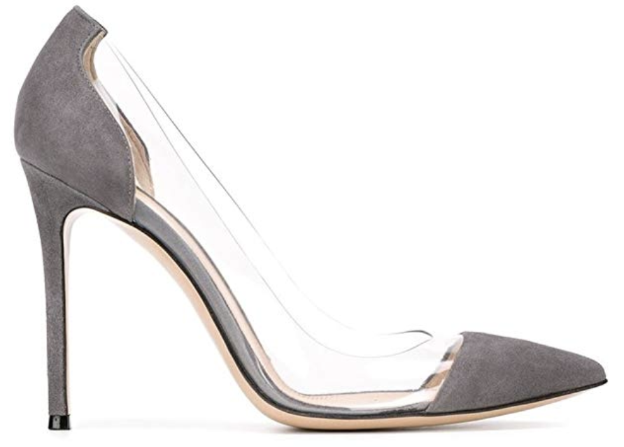 grey gianvito rossi dupes