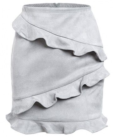 50 Best Amazon Clothing Finds & Outfits For Women - Grey Ruffle Skirt. This is where to shop for cheap items that look expensive! We've compiled a list of the best boots, shoes, bags, designer dupes, dresses, coats and cardigans for both the summer and winter seasons.