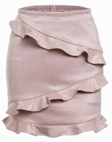 50 Best Amazon Clothing Finds & Outfits For Women - Pink Ruffle Skirt. This is where to shop for cheap items that look expensive! We've compiled a list of the best boots, shoes, bags, designer dupes, dresses, coats and cardigans for both the summer and winter seasons.