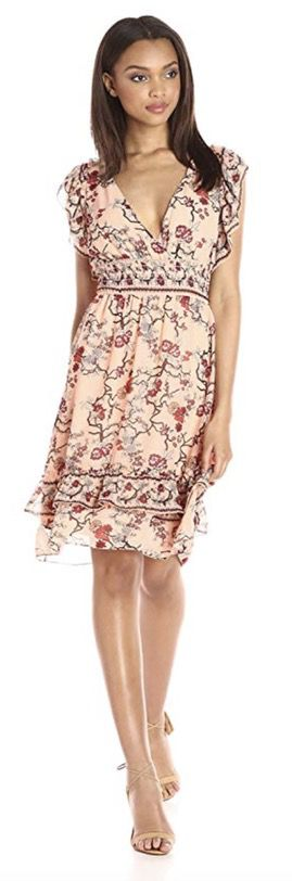 50 Best Amazon Clothing Finds & Outfits For Women - Pink Floral Dress. This is where to shop for cheap items that look expensive! We've compiled a list of the best boots, shoes, bags, designer dupes, dresses, coats and cardigans for both the summer and winter seasons.