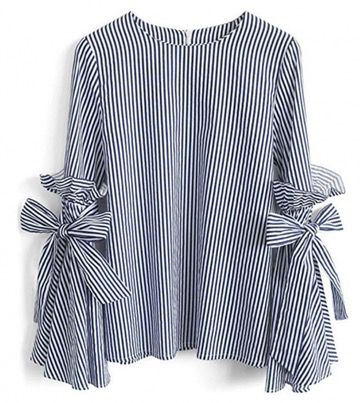 50 Best Amazon Clothing Finds & Outfits For Women - Blue Stripe Shirt With Ribbons. This is where to shop for cheap items that look expensive! We've compiled a list of the best boots, shoes, bags, designer dupes, dresses, coats and cardigans for both the summer and winter seasons.