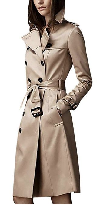50 Best Amazon Clothing Finds & Outfits For Women - Camel Burberry Trench Coat Look Alike. This is where to shop for cheap items that look expensive! We've compiled a list of the best boots, shoes, bags, designer dupes, dresses, coats and cardigans for both the summer and winter seasons.