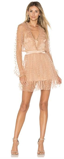 50 Best Amazon Clothing Finds & Outfits For Women - Nude long sleeve lace dress. This is where to shop for cheap items that look expensive! We've compiled a list of the best boots, shoes, bags, designer dupes, dresses, coats and cardigans for both the summer and winter seasons.