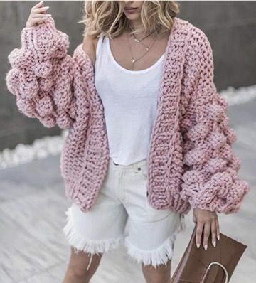 50 Best Amazon Clothing Finds & Outfits For Women - Bubble Sleeve Cardigan Pink. This is where to shop for cheap items that look expensive! We've compiled a list of the best boots, shoes, bags, designer dupes, dresses, coats and cardigans for both the summer and winter seasons.