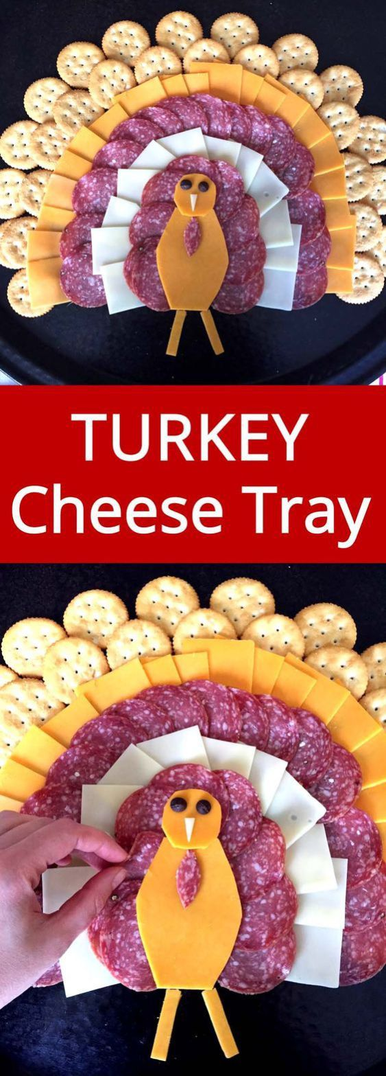 15 Drool Worthy Thanksgiving recipes for your dinner party! Explore fun Thanksgiving appetizers and finger foods, like this Thanksgiving platter for kids. Click to get more cooking inspiration for Thanksgiving food, side dishes and find some stuffing recipes for Thanksgiving. #thanksgivingrecipes #thanksgivingappetizers #thanksgivingfingerfoods