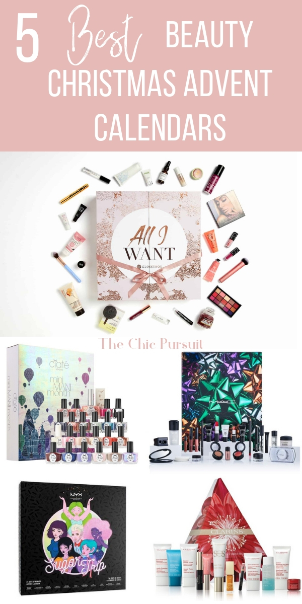 5 Best Beauty Advent Calendars In 2018