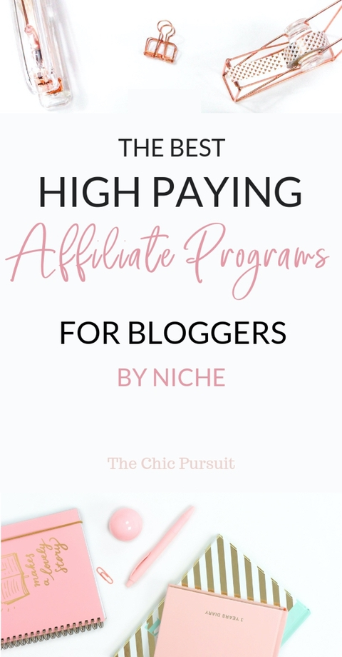 THE ULTIMATE GUIDE TO HIGH PAYING AFFILIATE PROGRAMS FOR BLOGGERS
